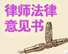 香港公司法律意见书